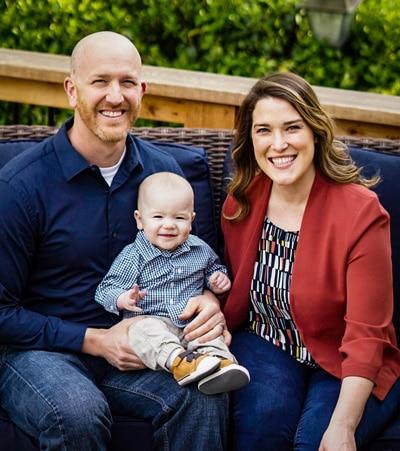 dr ted beauchamp family